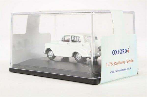 Oxford 76TM001 TM001 1/76 OO Scale Triumph Mayflower White