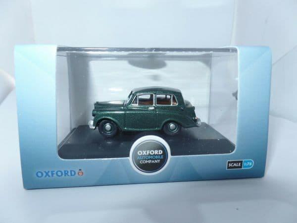 Oxford 76TM005 TM005 1/76 OO Scale Triumph Mayflower Metallic Jade Green