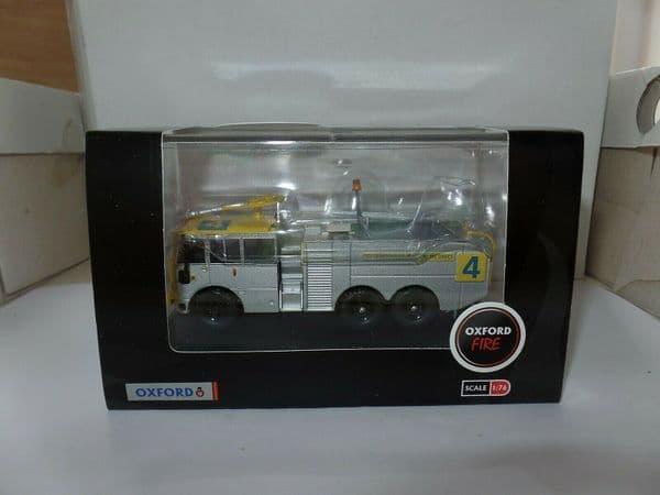 Oxford 76TN001 TN001 Thornycroft Nubian Major Birmingham Airport Fire Engine