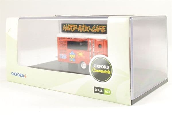 Oxford 76TR007 TR007 1/76 OO Scale Trailer  Hard Wok Cafe Chinese Food