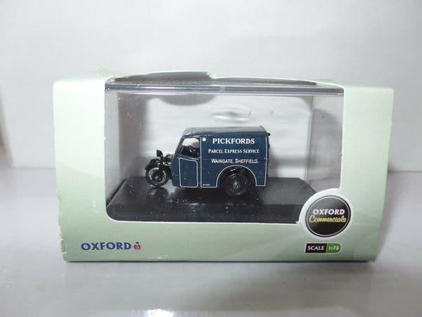 Oxford 76TV002 TV002 1/76 OO Scale Tricycle Van Pickfords Removals