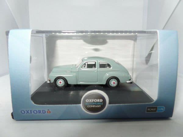 Oxford 76VL001 VL001 1/76 OO Scale Volvo 544 Light Blue