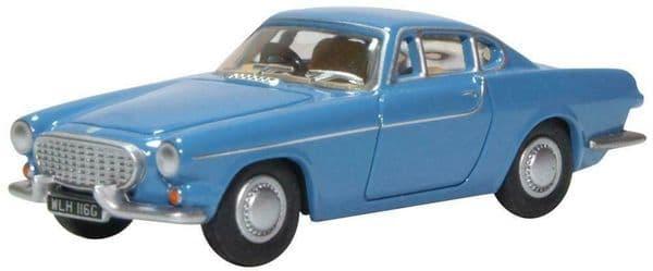 OXFORD 76VP004 VP004 1/76 OO Scale Volvo P1800 Teal Blue