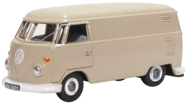 Oxford 76VWS004 VWS004 1/76 OO Scale VW T1  Splitty Van Light Grey