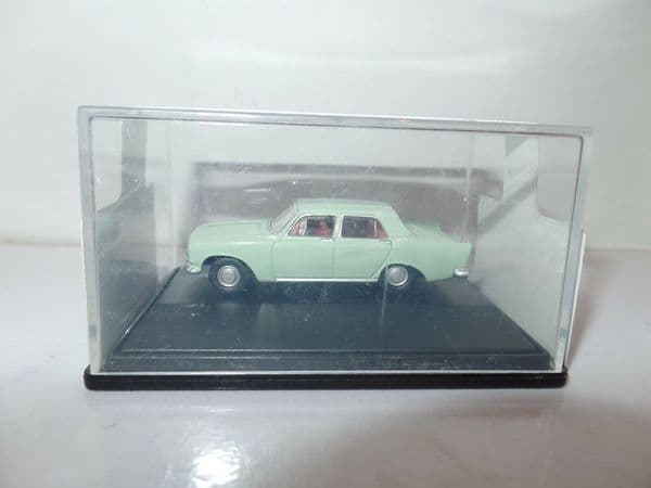 Oxford 76ZEP001 ZEP001 1/76 OO Scale Ford Zephyr Pale Green