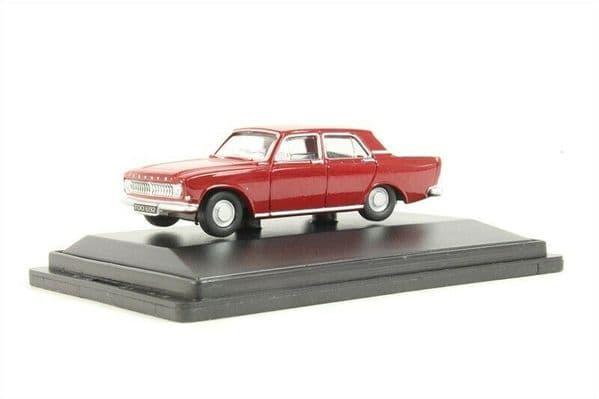 Oxford 76ZEP005 ZEP005 1/76 OO Scale Ford Zephyr Maroon