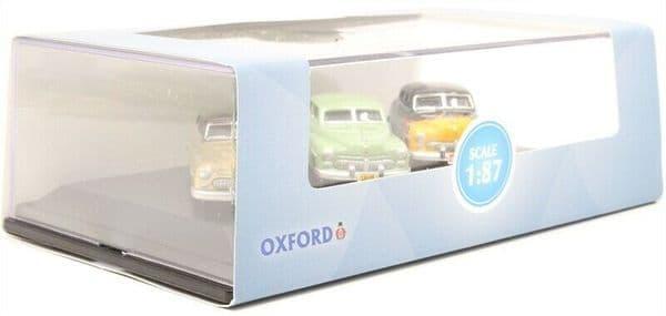 Oxford 87SET002 SET002 3 piece 1949 Mercury Set 70th Anniversary Tan Green Flame