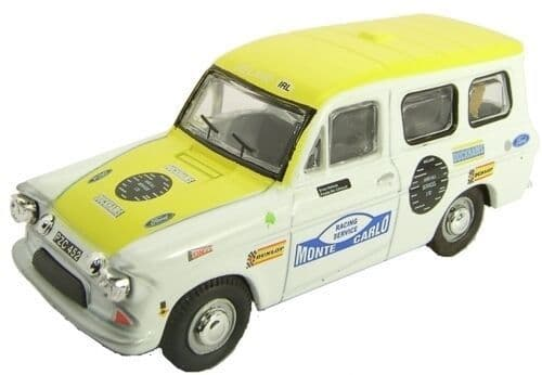 Oxford ANG015 1/43 O Scale  Ford Anglia Van Supervan A Map with Gaps