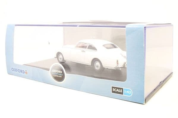 Oxford BCF003 1/43  O Scale Bentley S1 Continental Olympic White  MIMB