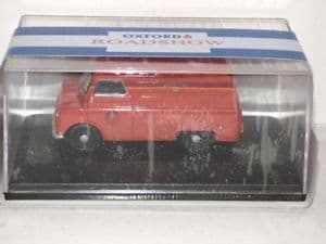 Oxford CA007 1/43 Scale Bedford CA Van Royal Mail Post Office Red MIMB