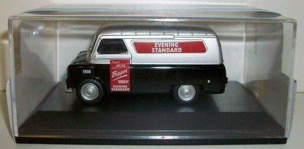 Oxford CA017 1/43 O Scale Bedford CA Van London Evening Standard