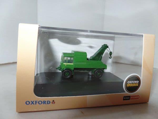 Oxford NAEC014 N Gauge 1/148 AEC Matador Wrecker Tow Truck Southdown Bus Support