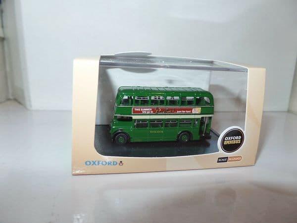 Oxford NBL006 N Gauge 1/148 Scale Bristol Lodekka LD Bus Eastern National Southend