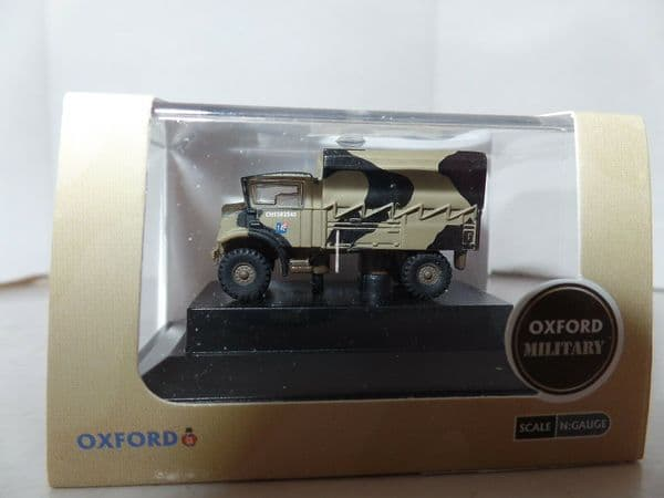 Oxford NCMP001 N Gauge 1/148 Canadian Military Pattern Truck Canadian Italy RAF