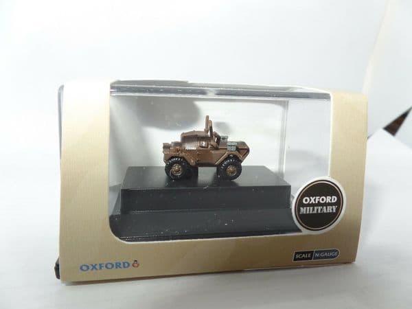Oxford NDSC002 N Gauge 1/148 Daimler Dingo Scout Car Polish 10th Armoured