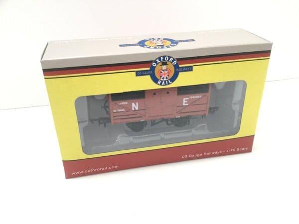 Oxford Rail OR76CAT003 CAT003 1/76 OO Scale Cattle Wagon LNER London NE Railway 196488