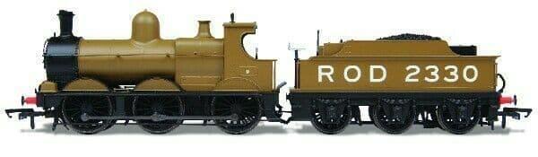 Oxford Rail OR76DG009 DG009 Ex GWR Deans Goods ROD2330 Railway Royal Engineers