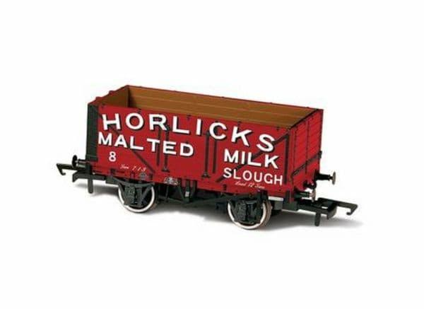 Oxford Rail OR76MW7032 MW7032 7 Plank Wagon Horlicks Malted Milk Slough 8
