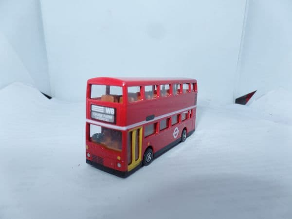 Peak Horse 1/130 Scale MCW Metrobus Bus London Transport W8 Chase Farm UB