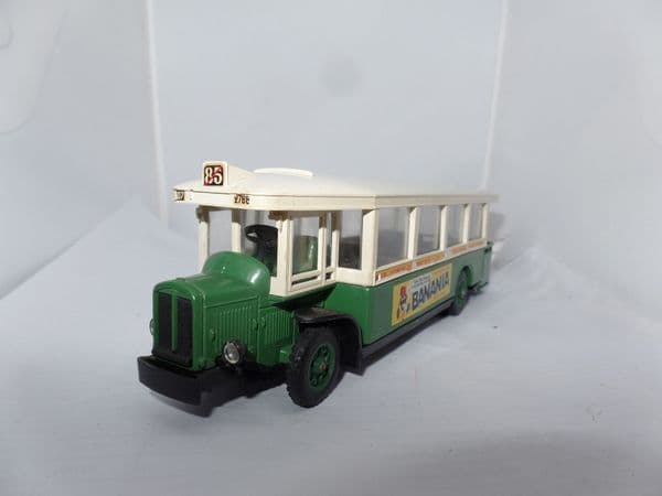 Solido 1/50 Scale Renault TN6C Bus Paris Green UB