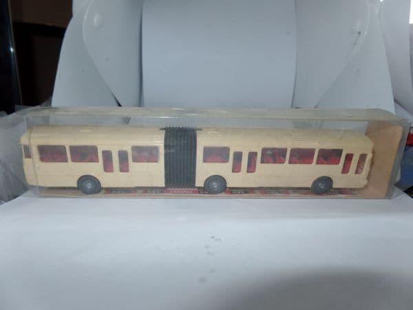 Wiking 705 126 1/87 HO Scale Mercedes 0 305G Gelenkbus Bendy Articulated Bus MIB