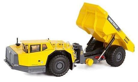 Atlas Copco MT42 Underground Mining truck