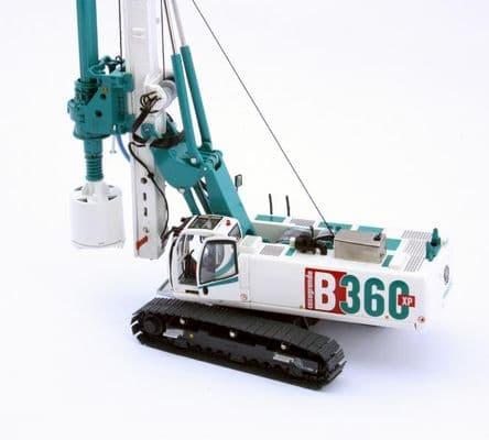 Casagrande Hydraulic Piling Rig B360 XP (white)