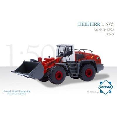 Conrad Liebherr L576 Wheel loader
