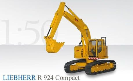 Conrad LIEBHERR R 924 Compact excavator