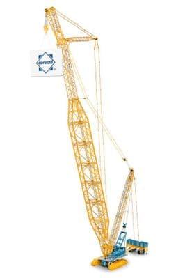 Conrad Sarens Demag CC 8800 Boom Booster Crawler Crane