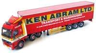 Corgi CC12411 Ken Abram Volvo FH12 and Curtain side trailer