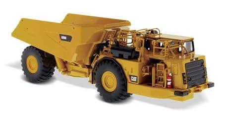 DiecastMasters CAT AD60 Articulated Underground Truck (Working Lights)