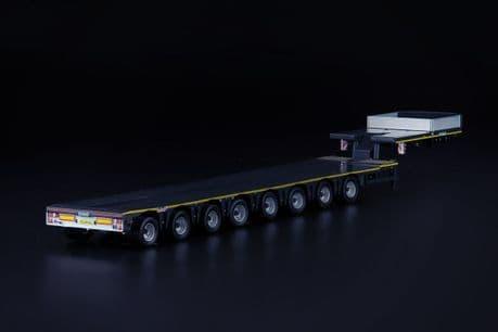 IMC Grey Series Nooteboom MCO Semi Low Loader 8 Axle