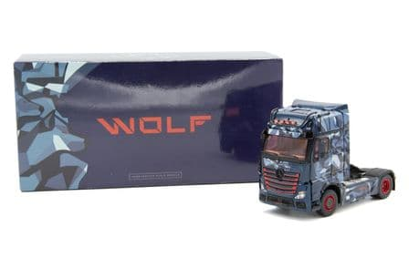 IMC Limited Specials ''Actros Wolf'' Mercedes-Benz Actros Gigaspace 4x2