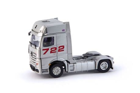 IMC Mercedes Actros 722Stirling Moss at the Mille MigliaTribute Truck