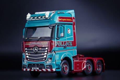 IMC Pollock Mercedes Benz Arocs Gigaspace 6x2