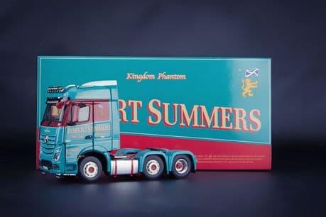 IMC Robert Summers Mercedes-Benz Actros Bigspace 6x2