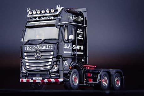 IMC S.A. Smith Mercedes-Benz Actros GigaSpace 6x2 Tag