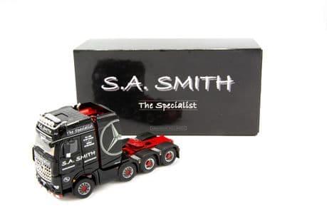 IMC S.A. Smith Mercedes-Benz Arocs BigSpace 8x4