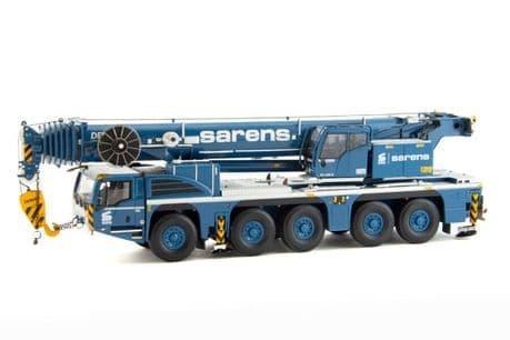 IMC Sarens Demag AC220-5 Mobile Crane