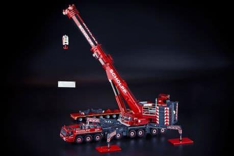 IMC Scholpp Demag AC 700-9 MobileCrane
