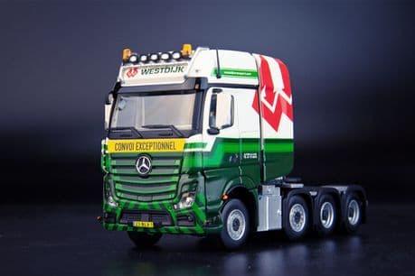 IMC Westdijk Mercedes Benz Actros 8x4