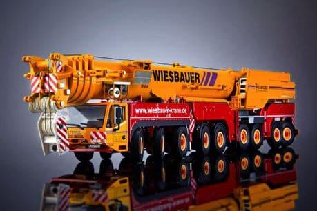 IMC Wiesbauer Demag AC 700-9 Mobile Crane