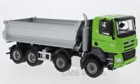 IXO Tatra Phoenix Euro 6 8x8, Green / Silver 1:43