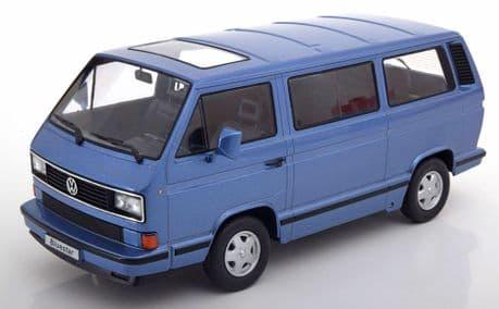 KK Scale VolkswagenBus T3 Bluestar 1993  1:18