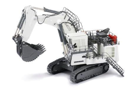 NZG Liebherr R9400 Backhoe Mining Excavator