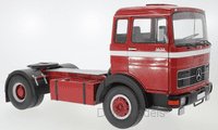 Road Kings Mercedes LPS 1632 Red / White  (1:18)