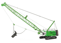 ROS Sennebogen 690 HD with Dragline Bucket