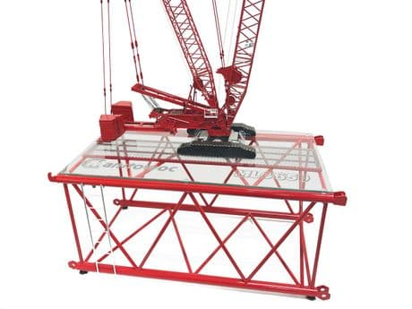 Weiss Brothers MLC650 Lattice Boom Section Display Table