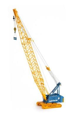 Weiss Brothers Sarens Manitowoc 4100W Crawler Crane